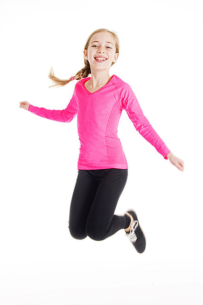 Limeapple Sport activewear provides comfort and fashion for girls on the move.