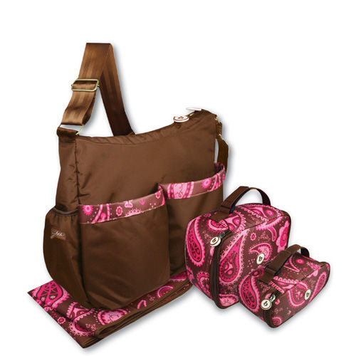Deluxe Diaper Bag Set
