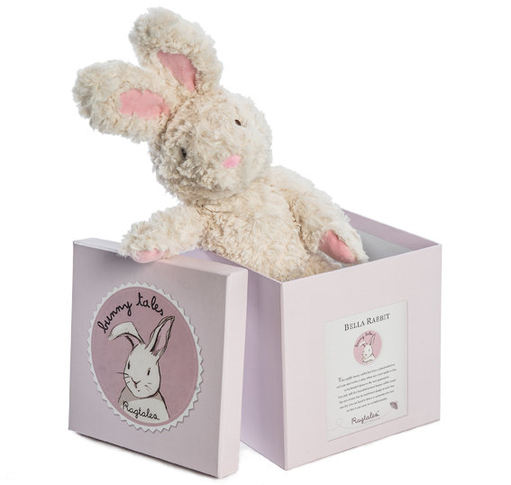 Bella Rabbit, NEW for 2015 with cube box presentation