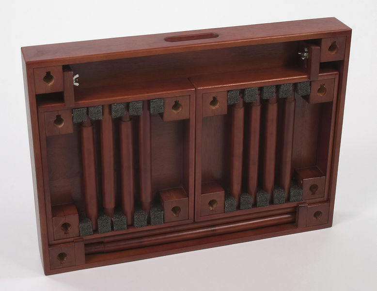 Lipper Intl. Set in All-in-One Storage