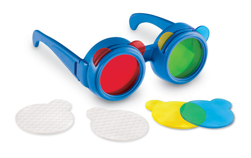 glasses toys