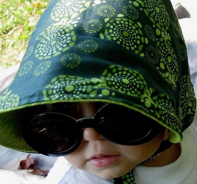 Urban Baby Bonnet