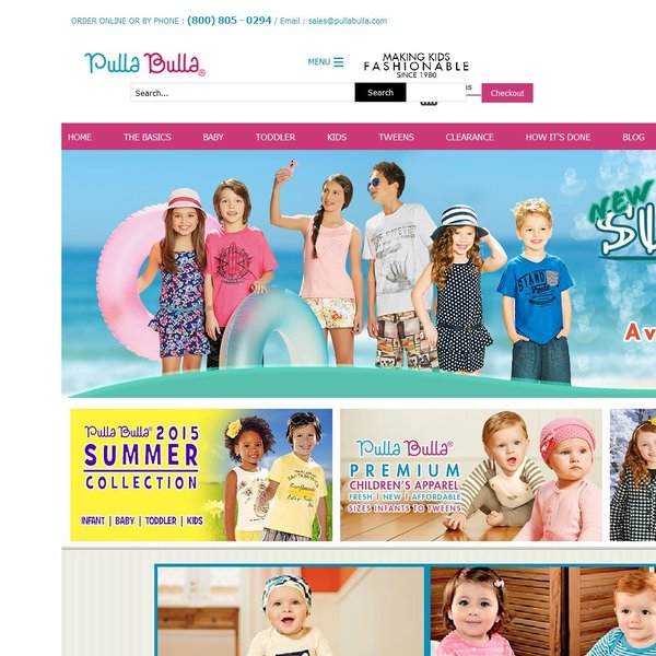 Screenshot of www.pullabulla.com