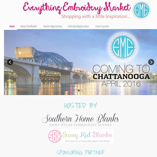 Screenshot of www.everythingembroiderymarket.com