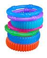 Gummi Teething Bracelets. Ease Teething Pain in Style!