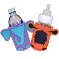 Bottle - Buds Fun drink koozies for kids of all ages!! Our New neoprene drink koozies feature zoo animal designs!