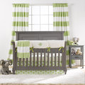 Kiwi Dot Crib Bedding