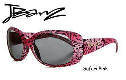JBanZ for Girls age 4-10 - polarized polycarboinate sunglasses