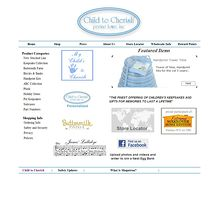 Screenshot of www.childtocherish.com