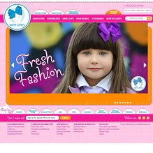 Screenshot of weeones.com