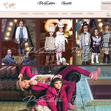 Screenshot of www.desalitto.com