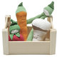 One of our all-time best sellers! Our cute and colorful veggies are fun to play with, while at the same time teaching kids