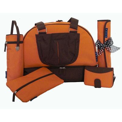 Chocolate Collection Shoulder Bag -- Tangerine