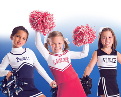 Motionwear - Cheer Kids
