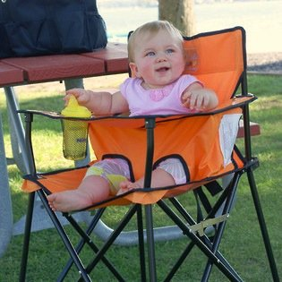 Ciao Portable High Chair A Going Bye Bye Buy The