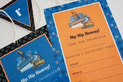 Crane Invitations - Fill in the Blank or Print Your Own