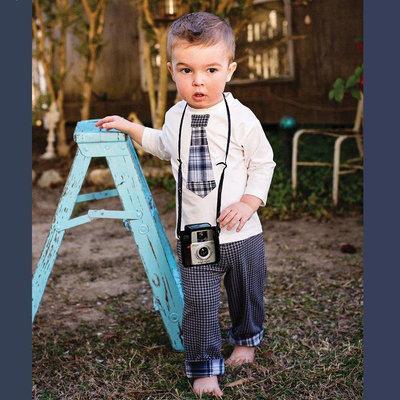 Best Dressed Boy Fall 2015 A Kodak moment 60's style!