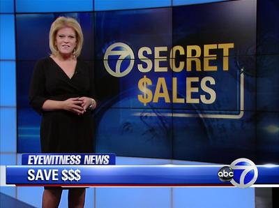 WABC 7 Secret Sales