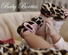 Baby Bella Maya Baby Booties