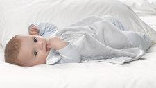 Gray Little Roo Security Blanket