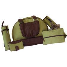 Chocolate Collection Shoulder Bag -- Kiwi