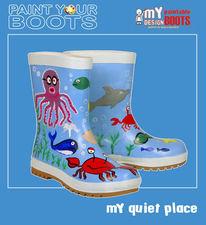 MyDesign Offers Footwearable Art!