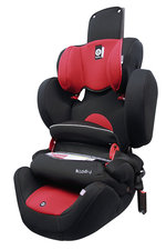 Kiddy World Plus Seat with the Kiddy Protection Shield