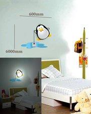 Wall Sticker Lamp