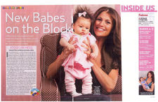 Samantha Harris, US Weekly
