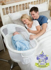 HALO® Bassinest™ Swivel Sleeper will ABC Innovation Award