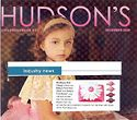 Hudson's, Dec 2009; No Slippy Hair Clippy