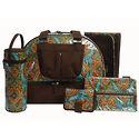 Limited Edition Collection Shoulder Bag -- Kasmir Olive