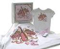 """Rock Diva"" new born gift set"