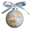 NEW! Little Star handpainted ornament...see the whole collection at www.lightofminedesigns.com